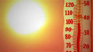 Weather service issues heat advisory