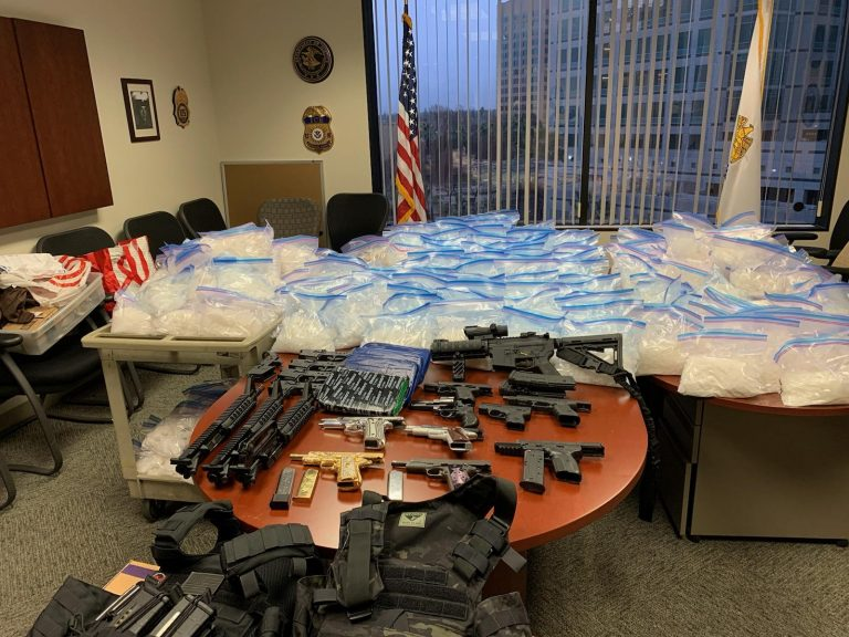 Sweeping federal drug bust includes arrests in Gilroy